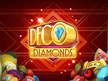 Играть в Deco Diamonds от Microgaming на деньги