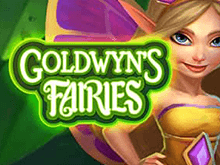 Играть онлайн в Goldwyns Fairies от Microgaming